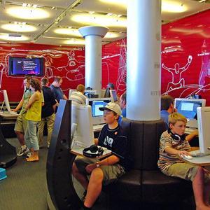 Интернет-кафе Бондарей