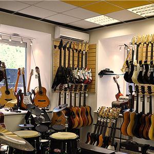 Музыкальные магазины Бондарей