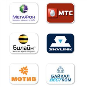 Операторы сотовой связи Бондарей
