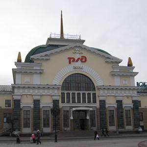 Железнодорожные вокзалы Бондарей